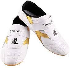 <b>Taekwondo Shoes</b>, <b>Breathable</b> Kung Fu Tai Chi Shoes for Adults ...