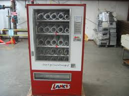 Lance Vending Machine Model 2038