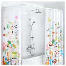 decorative shower curtains with white l shaped curtain shower curtain ikea uk bathroom furniture shower curtain