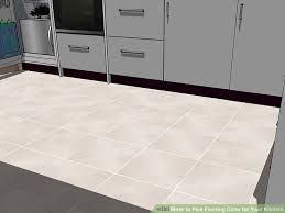 image titled pick flooring color for your kitchen step 1