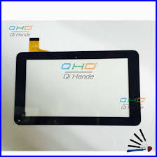 "<b>10pcs</b>/<b>lot</b> 7"" Inch <b>Touch Screen</b> Digitizer TPT 070 179F For RCA ..."