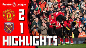 Head to head statistics and prediction, goals, past matches, actual form for fa cup. Highlights Manchester United 2 1 West Ham Pogba Penalties Secure The Points Youtube