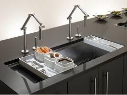 Modern Kitchen Sink Faucet Sinks Interesting Kitchen Sinks And