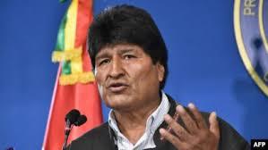 نتيجة بحث الصور عن موراليس بوليفيا