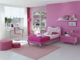 Pink Bedroom Chair Girls Bedroom Beauteous Image Of Pink Modern Girl Bedroom