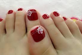 Diy Toe Nail Art On A Budget Simple At Diy Toe Nail Art Home Ideas ...