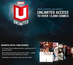 those who subscribe to marvel unlimited get full access to the archive on the web and with the marvel unlimited application available for iphone and ipad
