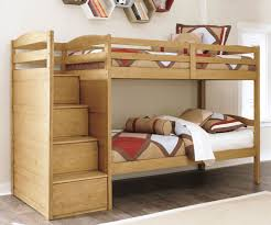 Broffin B505 Twin over Twin Size Bunk Bed