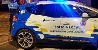 Resultado de imagen de policia local las palmas de gran canaria