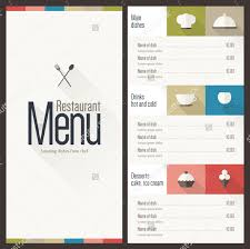 Restaurant Menu Design Templates 40 Menu Design Templates Free Sample Example Format Download