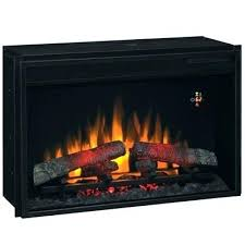 luxury duraflame electric fireplace insert for classic flame electric fireplace insert w realistic flame effect electric