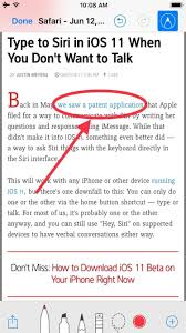 91 Cool New iOS 11 Features You Didn\u0027t Know About « iOS \u0026 iPhone ...