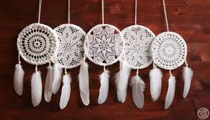 Dream Catchers Wholesale Wholesale 100 Crochet Dream Catchers Boho Home Decor 3