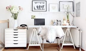 office styles. Guide To Home Office Design And Styles Scandinavian Style