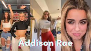 Best Addison Rae TikTok Dance ...