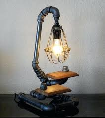 industrial pipe lighting. Iron Pipe Light Fixture Ad Interesting Industrial Lamp Design Ideas . Lighting E