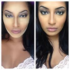 before and after using ben nye banana powder can t figure out what color lip to banana powder makeup