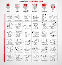Workout Chart Workout Chart Album On Imgur