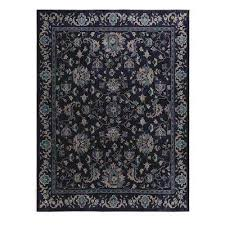home decorators collection blue area rugs rugs the home depot