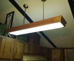 Kitchen Fluorescent Light Fixtures Fluorescent To Led Conversion Under 30 6 Steps With Pictures