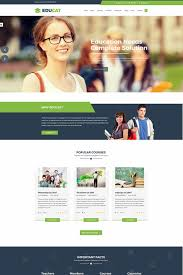 Templates For Education Educat Education Website Template 65726 Education