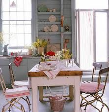 Shabby Chic Colors For Kitchen : The kitchen in style of shabby u chic decor advisor