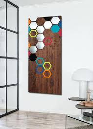 wood metal decor winsome design wood and metal art best modern images on walls wall geometric wood metal decor wood metal wall