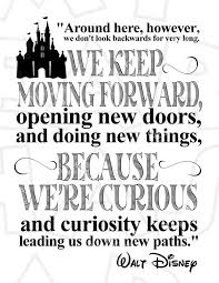 Walt Disney Quotes Fascinating Disney Quotes My Heart Has Ears