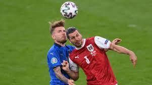 อิตาลี พบ ออสเตรีย การฟุตบอลชิงแชมป์ยุโรป หรือ ยูโร 2020 รอบ 16 ทีมสุดท้าย