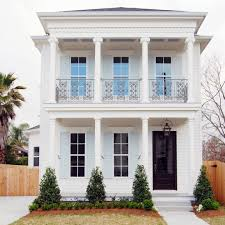 Impressive White House Decorating Ideas For Handsome Exterior - Exterior doors new orleans