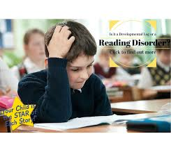 Disorder of reading writing and learning is