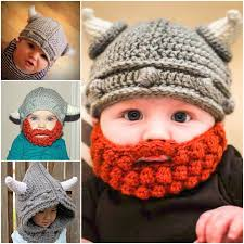 Crochet Viking Beard Pattern