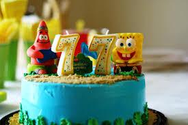 Spongebob Birthday Cakes Squarepants For Kids Mt Hood Wellness Decor