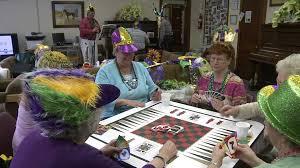 Seniors Celebrate Mardi Gras | wnep.com
