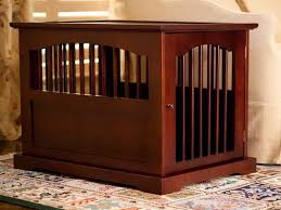 the useful dog crate table for you and your beloved pet gelishment home ideas