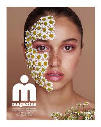 another magazine cover for this los angeles makeup artist