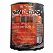 cromar renocoat acrylic roof tile renovation paint red 5 kg 20 kg