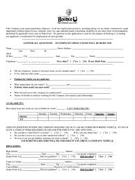 job application questions what you need to know before signing up that bounceu job application