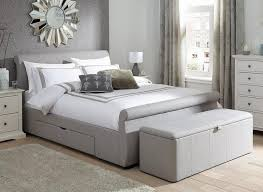 Lucia Upholstered Bed Frame | All Beds | Beds | Dreams