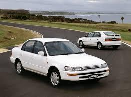Toyota E100 Corolla Review (1994-99)