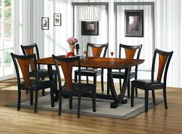 furniture contemporary dining room chairs small kitchen table with bench white and inexpensive tab home