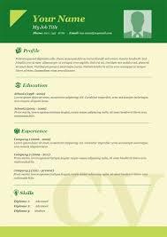 Simple Resume Template Word 15 Basic Pdf 21 Format For Freshe Saneme