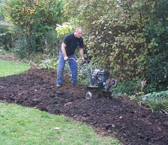 how to the best garden tiller