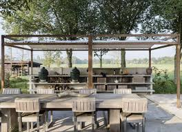 outdoor kitchens images. Wonderful Kitchens The Designer Behind WWOO Kitchens Is Piet Jan Van Den Kommer Who Feels  That Many Throughout Outdoor Images K