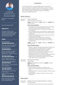 Process Associate Resume Samples Visualcv Resume Samples Database