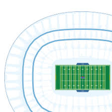 Broncos Tickets Seating Chart Broncos Stadium At Mile High