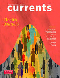 Boston University School Of Social Work Magazine Currents Winter