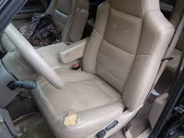 the same seat with the seat replacement leather seat covers