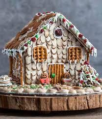 easy creative gingerbread house ideas. Brilliant Gingerbread No Bake Gingerbread House  Charmingly Cute Ideas In Easy Creative