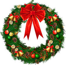 Free Transparent Christmas Wreath, Download Free Clip Art, Free Clip Art on  Clipart Library